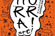 Wakacyjny Festiwal Sztuki dla Dzieci Hurra! ART!
