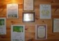 Dyplomy za wzorowe agro oraz kulinaria