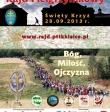 XIV świętokrzyski Rajd Pielgrzymkowy  święty Krzyż 2013