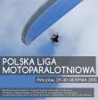 Polska Liga Motoparalotniowa  Pińczów 2015
