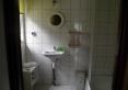 Łazienka z pokoju 4 osoboowego