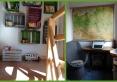 Sień i biblioteczka piętro